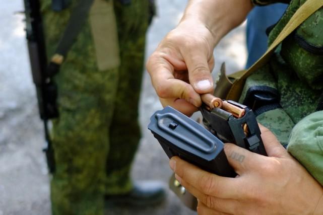 Mardi, Kiev a demandé de nouvelles sanctions européennes... (Photo: AFP)