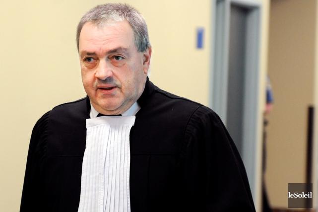 L'avocat de Pierre Lévesque, MeAlain Dumas, a tenté... (Photothèque Le Soleil)