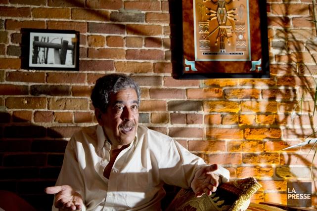 Le diplomate Mokhtar Lamani, un Montréalais d'origine marocaine,... (PHOTO ALAIN ROBERGE, LA PRESSE)