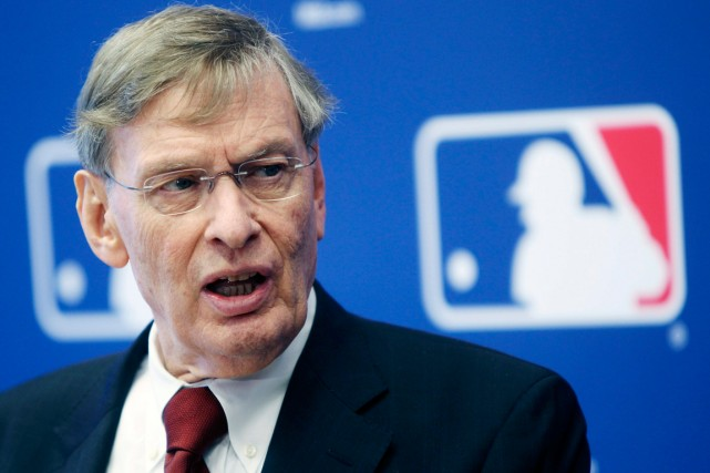 Le commissaire du baseball majeur, Bud Selig, a... (Photo Seth Wenig, archives AP)