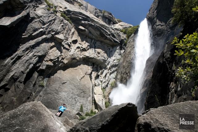 Le parc de Yosemite est le troisième site... (Photo Sylvain Sarrazin, archives La Presse)