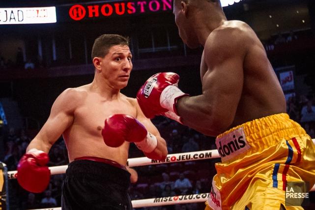 La vie du boxeur Jesus Gonzalez n'a plus... (Photo Olivier PontBriand, archives La Presse)