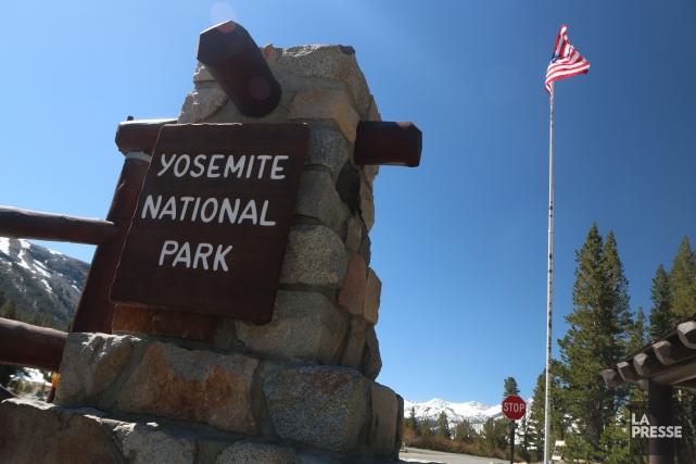 Une petite incursion à Yosemite à partir de San Francisco ou dans le cadre d'un... (Photo Sylvain Sarrazin, La Presse)