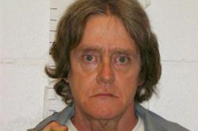 John Middleton, 54 ans, condamné à mort pour... (PHOTO ARCHIVES REUTERS)