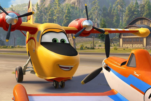 Planes: Fire & Rescue... (Photo: fournie par Disney)