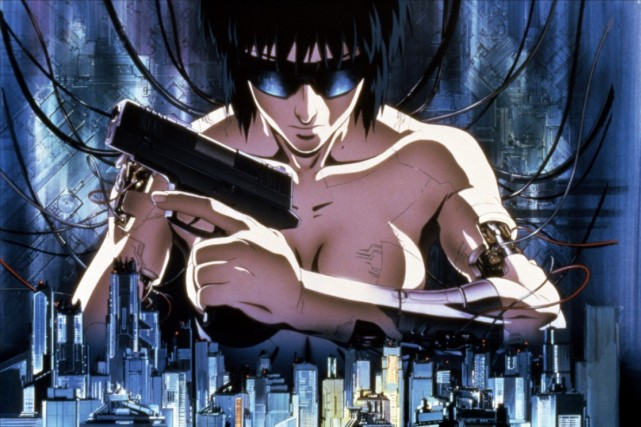 Ghost in the Shell (1995)... (Photo: fournie par le Festival Fantasia)
