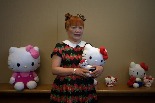 Depuis 1980, c'est Yuko Yamaguchi (sur la photo)... (Photo Aaron Tam, AFP)