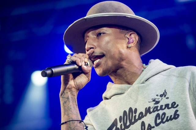 Pharrell Williams... (Photo: archives AP)