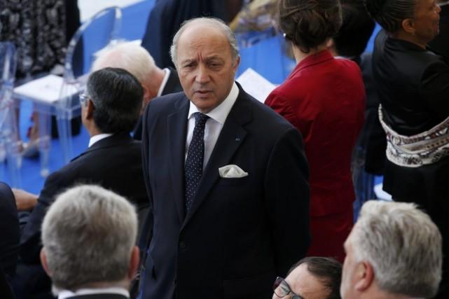 Mercredi, Laurent Fabius avait indiqué que l'Europe était... (Photo Reuters)