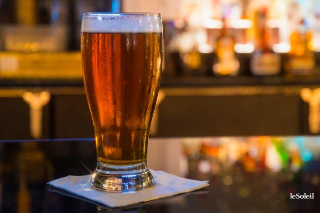 Les bières sont susceptibles de contenir des addictifs... (Photothèque Le Soleil)