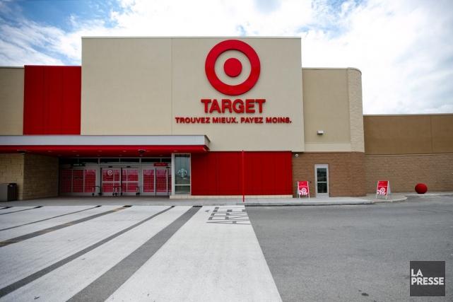L'arrivée de Target au Canada, l'an dernier, était... (PHOTO MARCO CAMPANOZZI, ARCHIVES LA PRESSE)