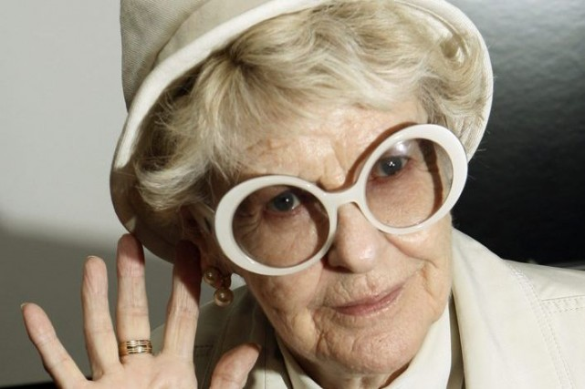 Elaine Stritch photographiée en 2006.... (Photo: archives AP)