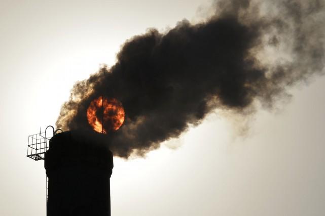 L'année2013 fut l'une des années les plus chaudes... (PHOTO JON WOO, REUTERS)