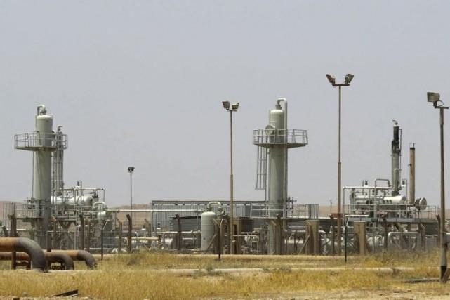 Les champs de pétrole de Bai Hassan.... (PHOTO ARCHIVES REUTERS)