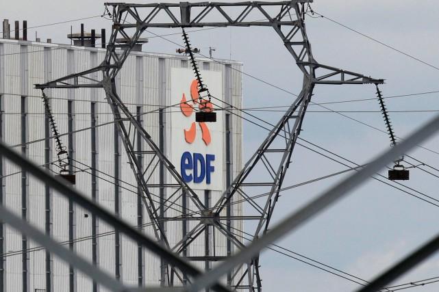 Cette annonce d'EDF intervient alors que se pose... (Photo Pascal Rossignol, archives Reuters)