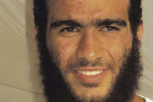 Omar Khadr a plaidé coupable en 2010 à... (PHOTO ARCHIVES TORONTO STAR)
