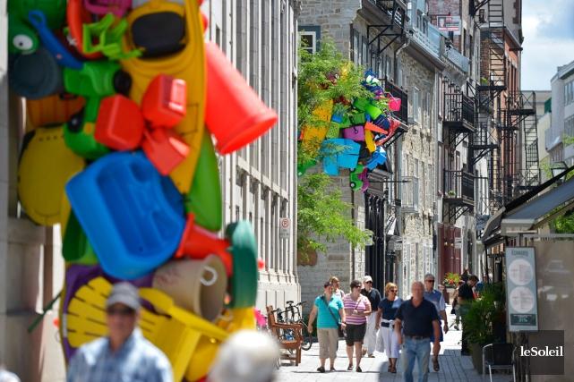 Le sculpteur Jose Luis Torres revisitera pour sa... (Photothèque Le Soleil, Yan Doublet)