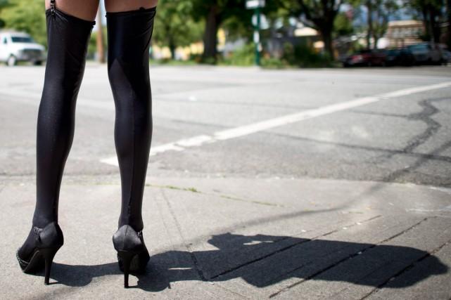 Quelque 51% des Québécois estimetn que la prostitution... (PHOTO JONATAHN HAYWARD, ARCHIVES LA PRESSE CANADIENNE)