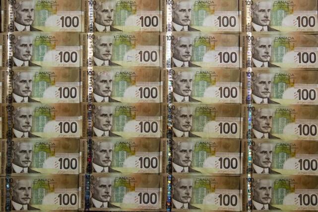 Au Québec, l'investissement moyen par travailleur est évalué... (Photo Brent Lewin, Archives Bloomberg)