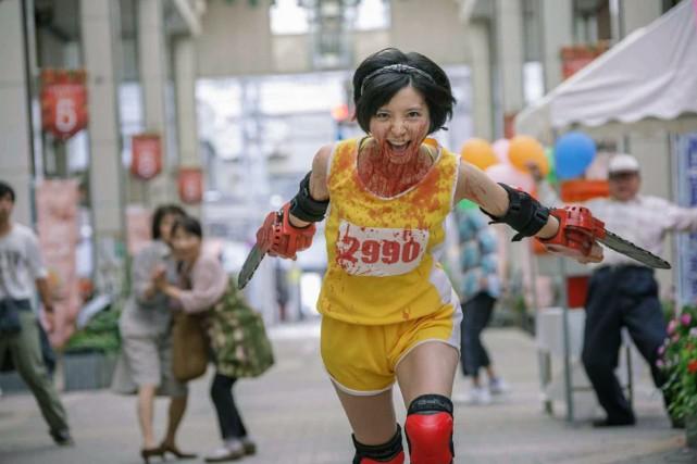 Le prolifique réalisateur japonais Noboru Iguchi est un habitué de Fantasia.... (Photo: fournie par le Festival Fantasia)