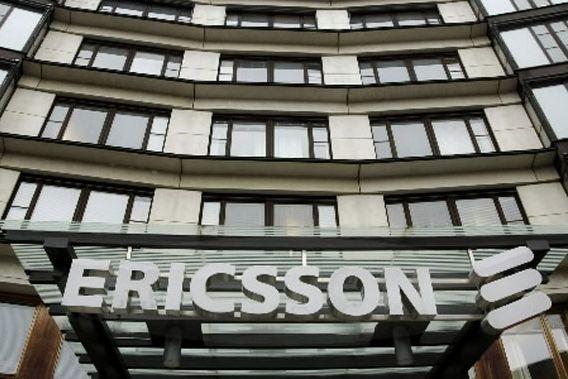 L'équipementier télécoms suédois Ericsson a annoncé vendredi que son bénéfice... (Photo: AP)