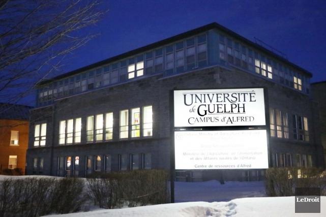 Le contenu du rapport sur l'avenir du Collège... (Simon Séguin-Bertrand, Archives LeDroit)