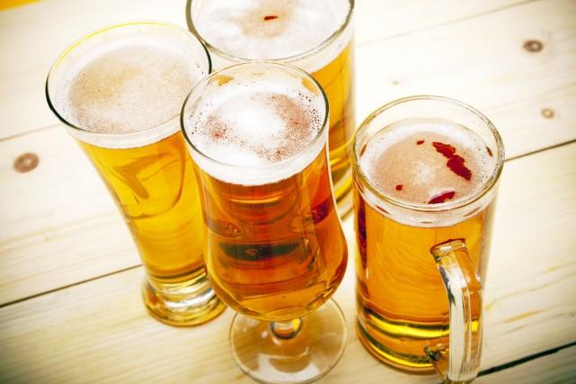 Le Sénat a inscrit vendredi, aux côtés du vin, les bières, les cidres, les... (Photo Digital/Thinkstock)