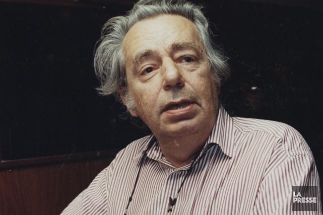 Mordecai Richleren 1996.... (Photo: archives La Presse)