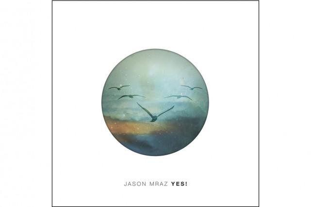 Jason Mraz a dit oui. Oui à la vie, au moment présent, à l'amour, au monde qui...