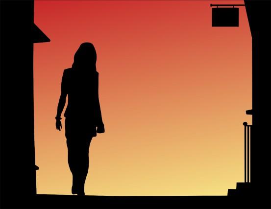 Dans les dernières étapes du procès de l'adolescente proxénète, décrite comme... (Illustration Thinkstock)