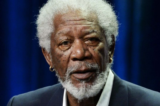 Morgan Freeman... (Photo: archives Reuters)