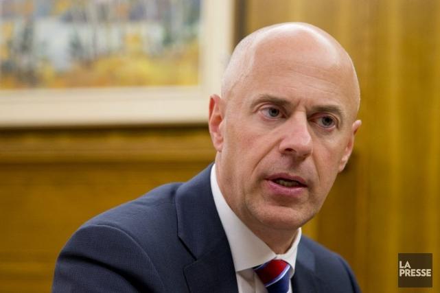 Paul Taylor est vice-président principal, chef des placements... (PHOTO ALAIN ROBERGE, LA PRESSE)