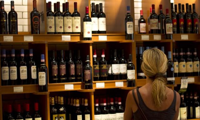 En Ontario, les vins locaux ont la cote... (Photo Brent Lewin, archives Bloomberg)