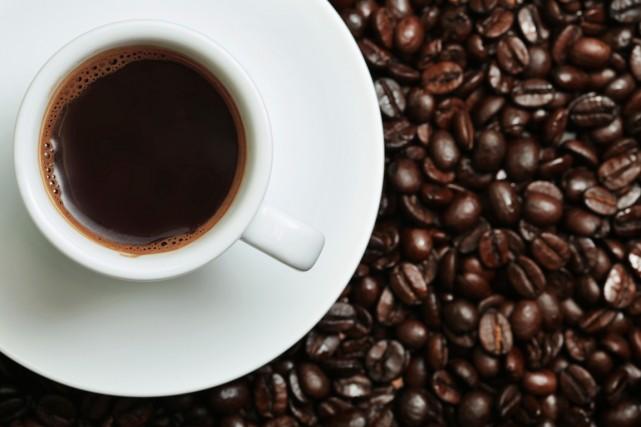 Une seule cuillère de caféïne pure équivaut à... (PHOTO THINKSTOCK)