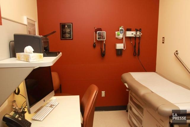 L'avortement n'est couvert par l'assurance-maladie au Nouveau-Brunswick que... (PHOTO ARCHIVES LA PRESSE)