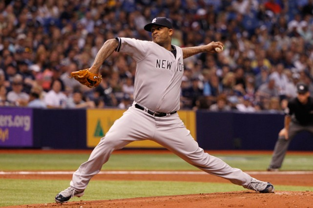 CC Sabathia... (Phoot Kim Klement, archives USA TODAY Sports)