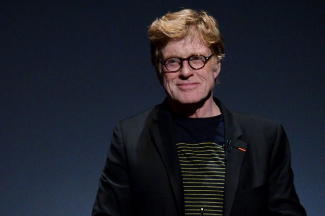 Robert Redford... (PHOTO ARCHIVES ASSOCIATED PRESS)