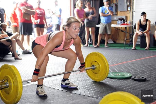 Le nombre d'adeptes de CrossFit ne cesse d'augmenter.... (PHOTO MARIANE L. ST-GELAIS, LE QUOTIDIEN)