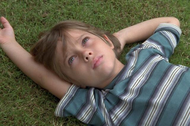 Le jeuneEllar Coltrane à l'âge de 6 ans.... (PHOTO FOURNIE PAR IFC FILMS)