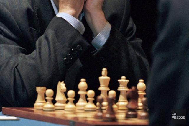 Un tournoi international d'échecs s'est terminé sur une note morbide en... (Photo Laura Rauch, archives AP)