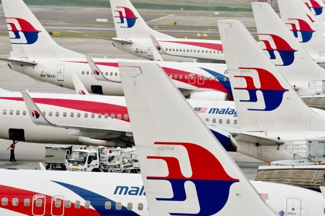 Les passagers peuvent échanger ou annuler, jusqu'à jeudi,... (PHOTO MANAN VATSYAYANA, AFP)