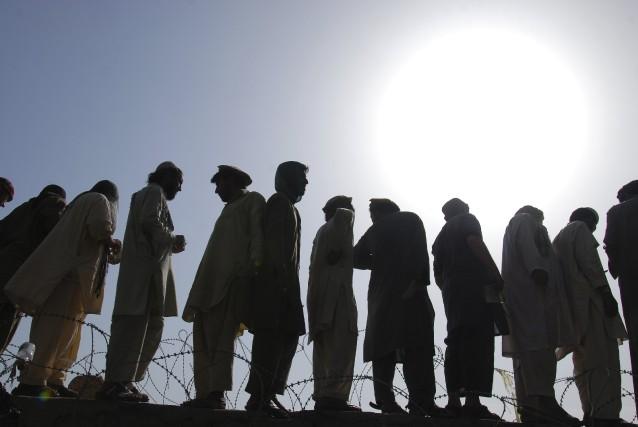 Les opérations de l'armée pakistanaise ont été engagées... (Photo KHURAM PARVEZ, Reuters)