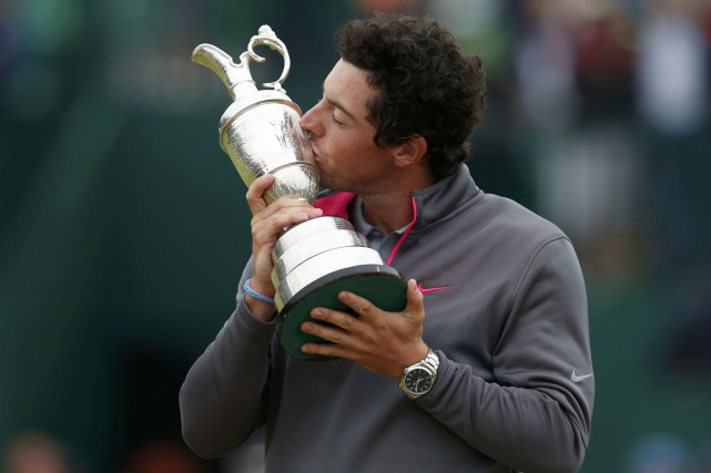 Rory McIlroy... (Photo archives Reuters)
