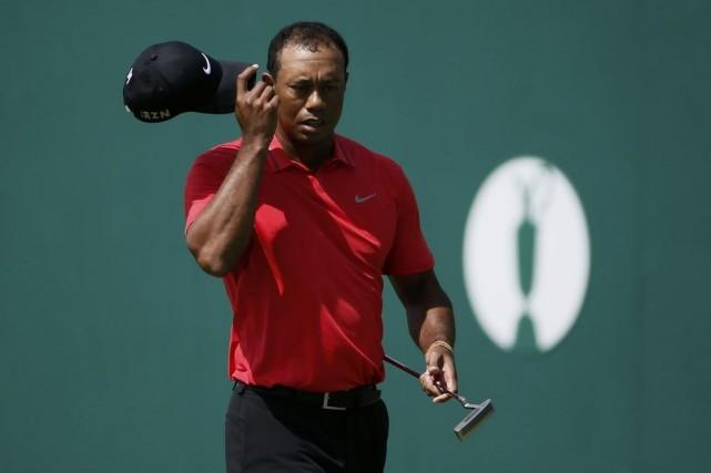 Woods doit encore participer à deux tournois avant... (PHOTO STEFAN WERMUTH, REUTERS)