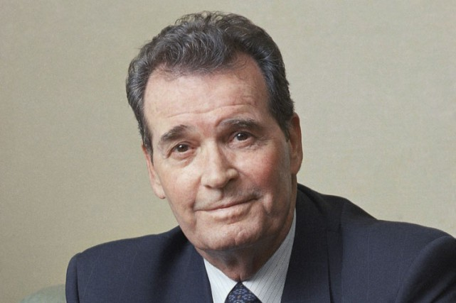 James Garner en 1989.... (Archives AP)