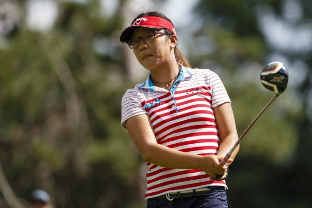 Lydia Ko... (PHOTO RICK OSENTOSKI, ARCHIVES AP)