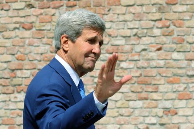 John Kerry... (Photo: AP)