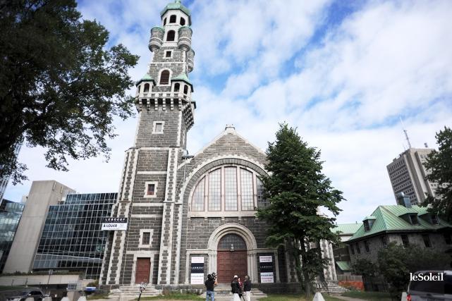 L'avenir de l'ancienne église Saint-Coeur-de-Marie demeure incertain, la... (Photothèque Le Soleil)