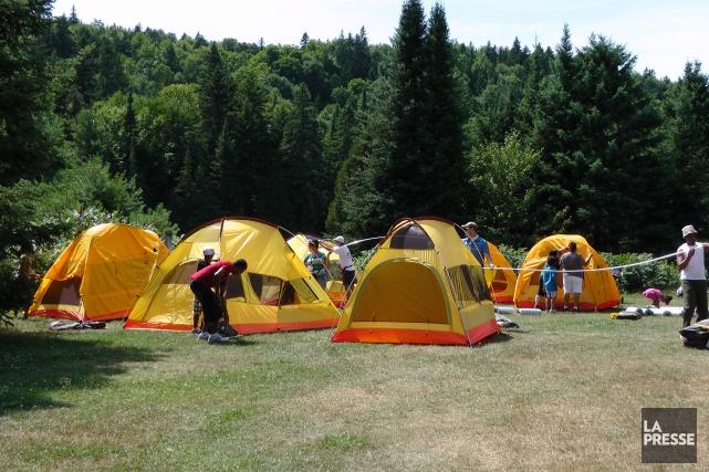 Parcs Canada veut promouvoir des parcs «moins connus... (fournie par le Parc national de la Mauricie)