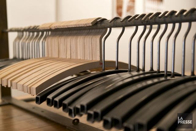 La semaine prochaine, atelierb. accueille six autres designers pour la sixième... (Photo Hugo-Sebastien AUBERT, Archives La Presse)